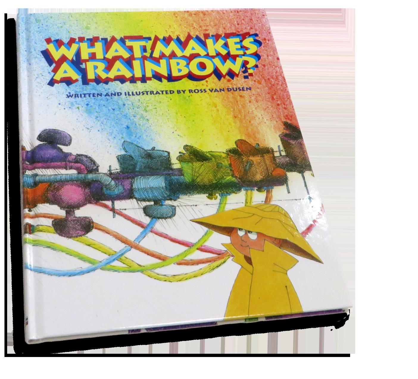 Ross Van Dusen Childrens Books