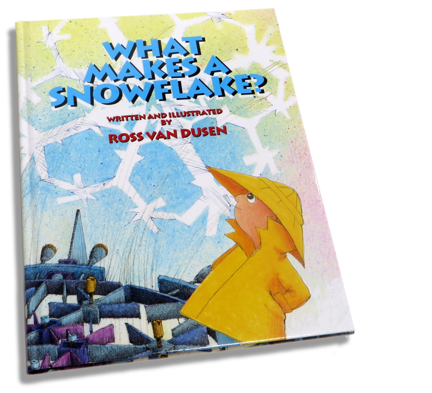 What Makes A Snowflake? book