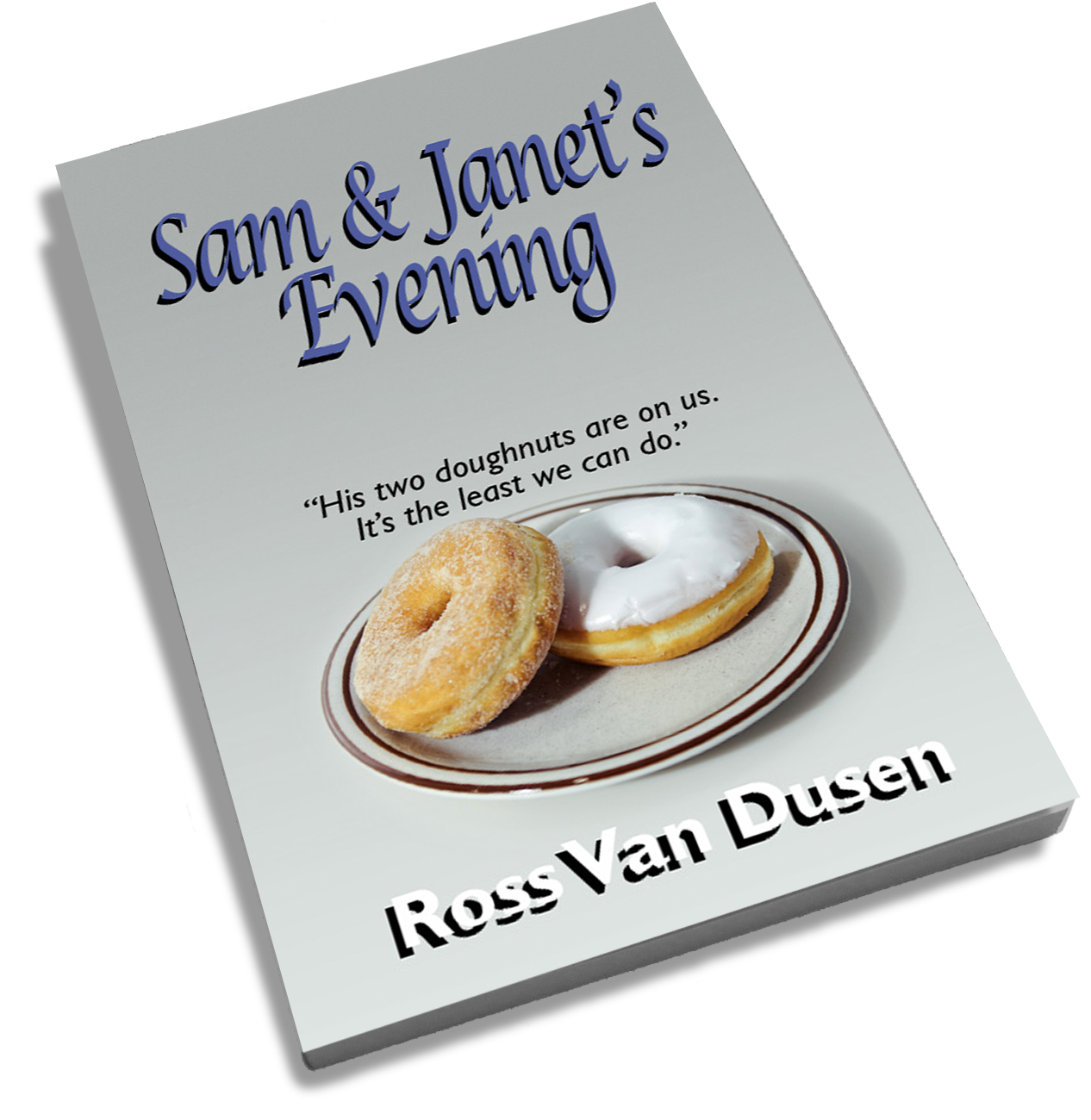 Sam & Janet's Evening book